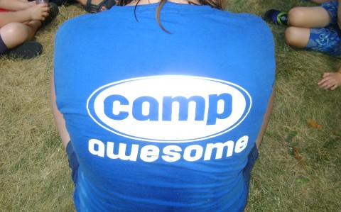 CAMP AWESOME (July 25 to July 29, 2016)
