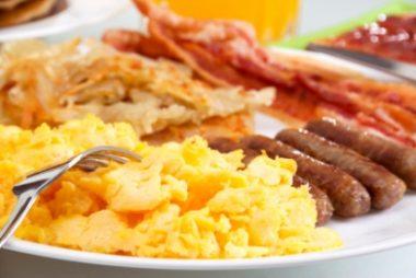 Men's Breakfast - June 17 at 8:30 am