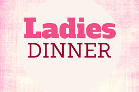 Ladies Pot Luck - June 6 at 6 pm