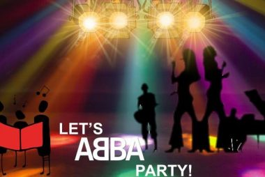 Let's ABBA Party- Wednsday, August 15th at 7pm