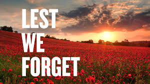 Sunday, November 11th: Join us for a Remembrance Day Service. Guest Percussionist Owen Knudsen 10 am