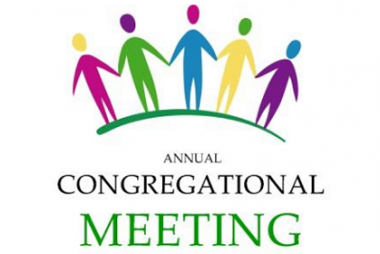 Kitchissippi United Church - Annual Congregational Meeting, Sunday, March 3rd - 11:30 am
