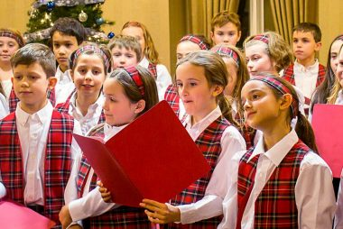 Kitchissippi United Church welcomes the Ottawa Children's Concert Choir on Sunday, April 28th - 10 am